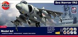 Airfix A50017 1:72 Scale Sea Harrier FA2 Military Aircraft