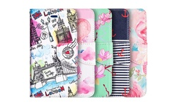 Dreamwireless Wallet Case for iPhone 6 Plus - Boho Chic