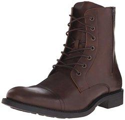 Blind Turn Men's Boots: Brown/11M