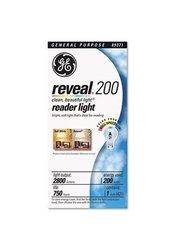 GE Lighting 200 Watt A21 Reveal Reader Light 6 Pack - White