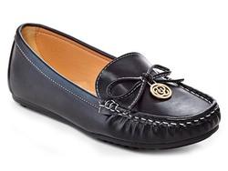 Uncensored Women's Footwear Slip-On Jill Shoes - Black - Size: 8