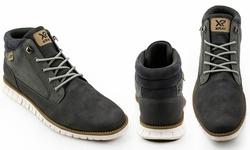 XRay Men's Gravity Boot - Grey - Size: 10