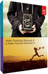 Adobe Photoshop Elements 11 & Premiere Elements 11 for Windows/Mac