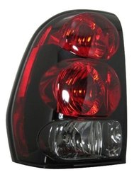 TYC Tail Light Assembly fits for 02-09 Chevrolet Trailblazer