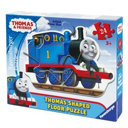 Thomas & Friends Tank Engine 24-Piece Shaped Floor Puzzle