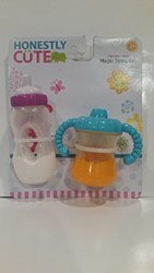 Honestly Cute Magic Sippy Set 1 Magic Milk Bottle & Sippy Cup