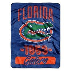 "NCAA Florida Gators 46""x60"" Varsity Micro Raschel Throw"