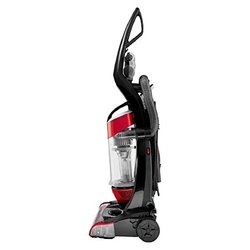 Bissell Clean View Vacuum with One Pass Technology - Red