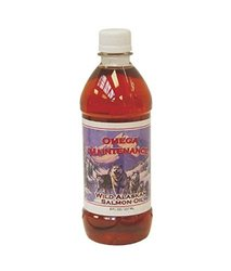 Yummy Chummies Omega Maintenance Salmon Oil 8 Ounce