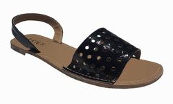 ASNY Women's Addison Sandals - Black - Size: 7