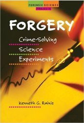 Enslow Who Forged This Document Crime Solving Science Projects