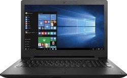 """Lenovo 110-15IBR 80T7000HUS - 15.6"""" HD - Intel Celeron N3060 - 4GB - 500GB HDD - Black"""