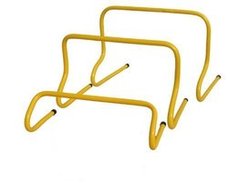 """Cintz Speed and Agility Hurdles with Free Bag Set - Size: 6 X 9"""""""
