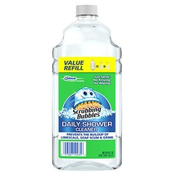 Scrubbing Bubbles Daily Shower Cleaner, 67.7 Fluid Ounce