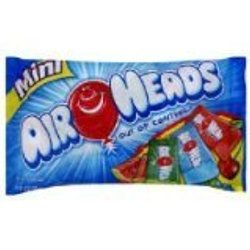 Airheads Halloween Assorted Mini Bars 12 oz