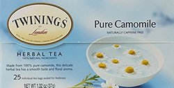 Twinings North America Tea Bags Pure Camomile
