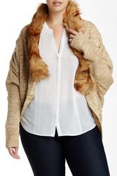 Love Token Women's Emma Cardigan - Oatmeal - Size: XS