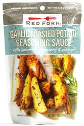 Red Fork Seasoning Sauce Garlic Roasted Potato - 4 fl oz