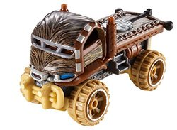 Mattel Hot Wheels Star Wars Character Car - Chewbacca & Han Solo