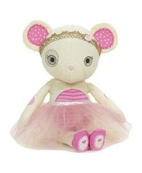 Zapf Mooshka Fairy Tales Ballerina Pets Fox Plush - Bear
