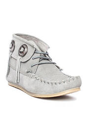 Coconuts by Matisse Women's Travis Boot - Grey - Size: 6.5