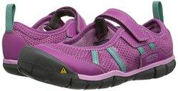KEEN Girl's Monica Shoes - Dahlia Mauve/Lagoon -Size: 4M
