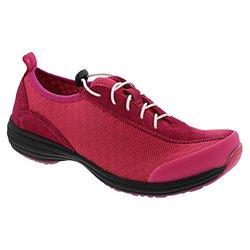 Sanita Women's Clogs O2 Life Harbor Walking Shoe - Pink - Size: 36