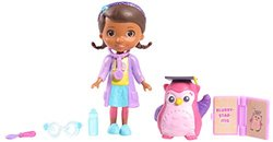 Just Play Doc McStuffins Eye Doc Doll with Hootsberg