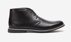 Oak & Rush Men's Chukka Boots - Black - Size: 13