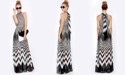 Caroline Maxi Dress: Small