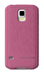 Body Glove Satin Phone Case for Samsung Galaxy S5 - Pink