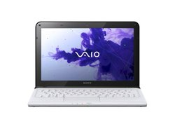 "Sony VAIO E11 SVE11125CXW 11.6"" LED Laptop 1.7GHz 4GB 750GB Windows 8"