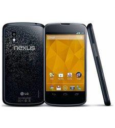 Unlocked LG Nexus 4 16GB Android Smartphone - Black (E960)