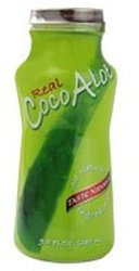 Taste Nirvana Juice Coco Aloe Real - 9.5 Oz