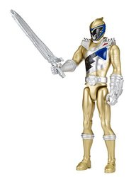 Power Rangers Dino Charge Gold Ranger Action Figure
