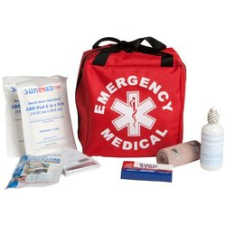 ProStat First Aid 2200 Standard Trauma Emergency First Aid Kit 104 Pcs