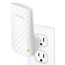 TP-Link AC750 Universal Wi-Fi Wall Plug Range Extender (RE200)