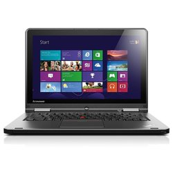 "Lenovo ThinkPad Yoga 12.5"" Laptop i5 2.3GHz 8GB 256GB Windows 8 (20DKS0UY00)"