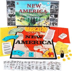 Family Pastimes New America A Co-operative Game