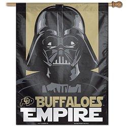"Wincraft NCAA Star Wars Darth Vader Vertical Flag - Size: 27"" x 37"""