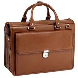 Mcklein Handheld Laptop Bags: Gresham 15974 - Leather