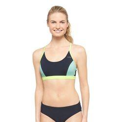 Champion Women's Sport Adjustable Bikini Top - Black - Size: Large