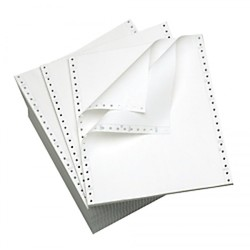 Office Depot Computer Paper Letter Trim Perforation 1400 Sheets