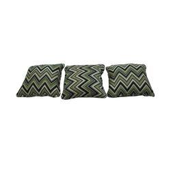 Hampton Bay Carol Stream Accessory Patio Pillows Pack of 3