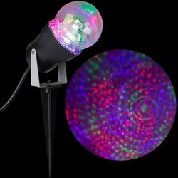 LightShow 71386 10.24 in. LED Phantasm RGB Stake Light Set
