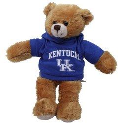Plushland Kentucky University Hoodie Teddy Bear
