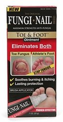 Fungi-Nail Toe & Foot Ointment 0.70 oz - Pack of 12