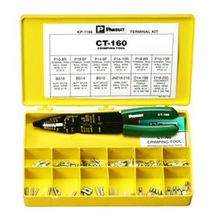 Panduit KP-1166 Plastic Box Terminal Kit