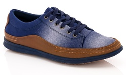 Franco Vanucci Men'sdriver Shoes Roberto-4: Black/13