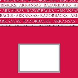 CR Gibson Tapestry Scrapbook Complete, University of Arkansas